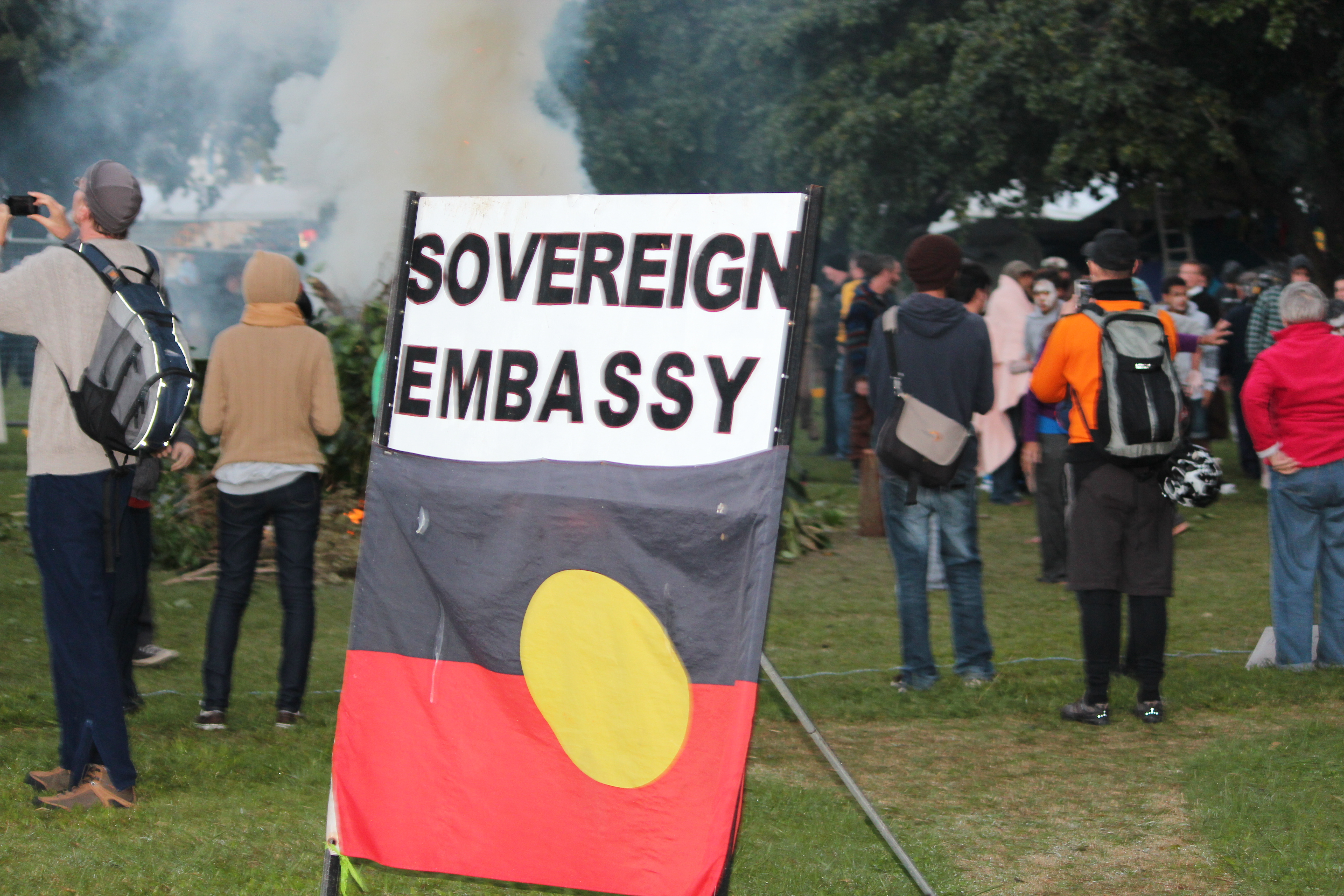 Aboriginal Tent Embassy Brisbane & Respect and Understanding Needed on Tent Embassy | Catholic ...