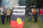 Aboriginal Tent Embassy Brisbane